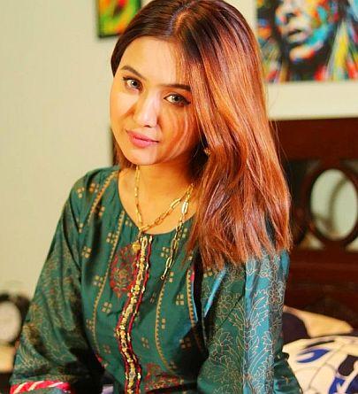 Actress Chamak upcoming film