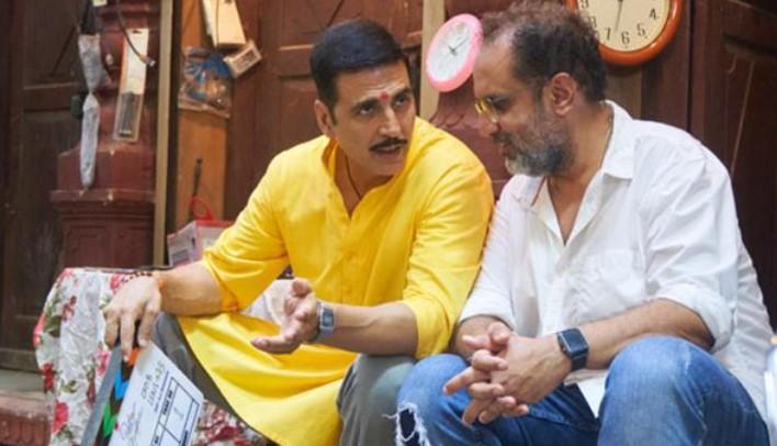 Akshay Kumar is back in shooting