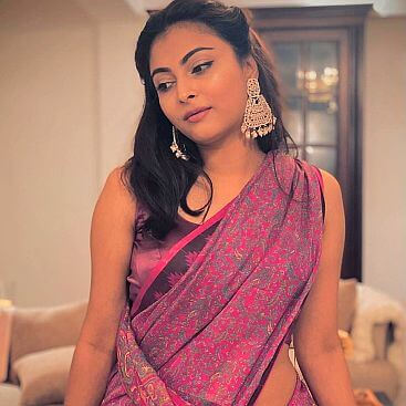 Actress Nabila Islam Image
