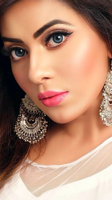 Bangladeshi Actress Samonty Shoumi Image