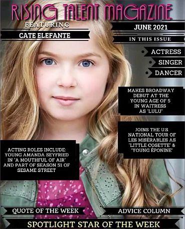 Cate Elefante Biography
