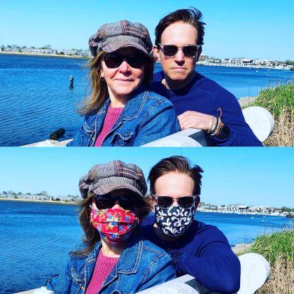 Actor Troy Escoda Mothers Photo